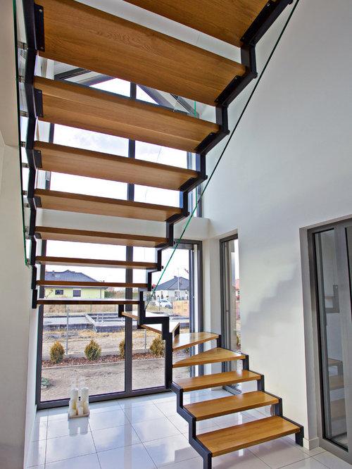 gewendelte holztreppen ideen f r treppenaufgang treppenhaus houzz. Black Bedroom Furniture Sets. Home Design Ideas