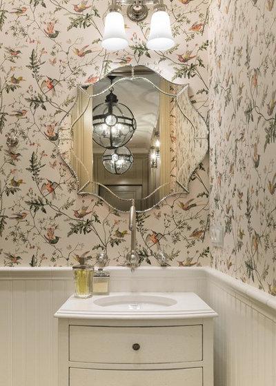Классический Туалет by I.D.interior design