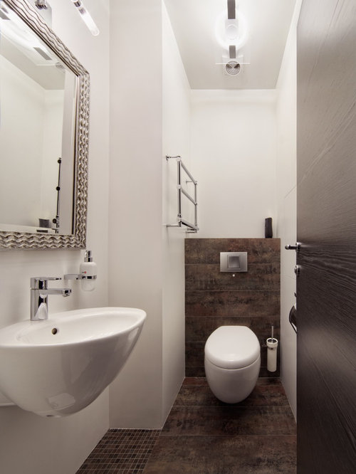 Luxury house interiors for Carrelage wc