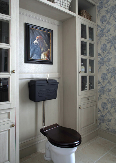 Классический Туалет by Pavel Burmakin / SumburBuro