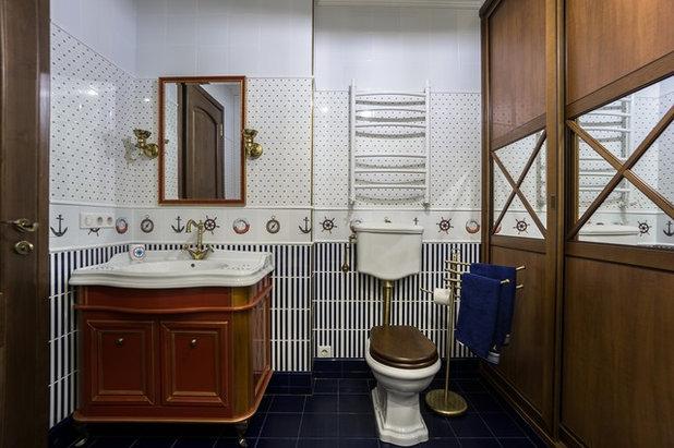 Морской Туалет by Flatsdesign / Евгения Матвеенко