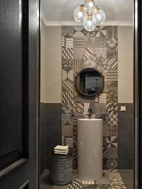 Emejing idee carrelage wc photos design trends 2017 for Idee carrelage wc