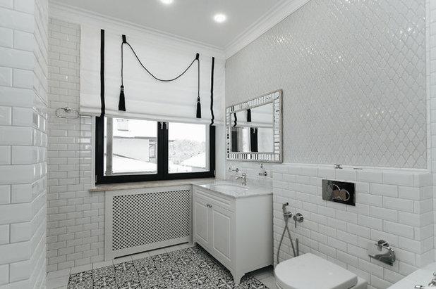Современная классика Туалет by Студия ОЛИТА дизайн