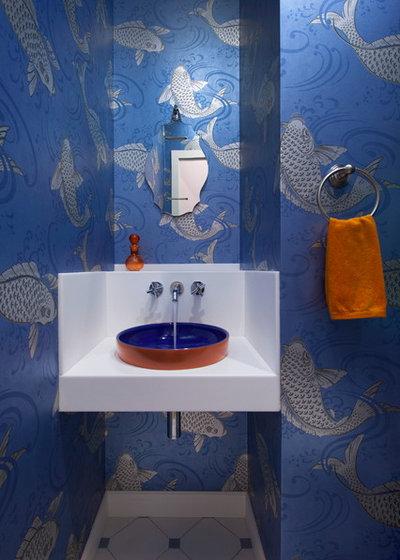 Современный Туалет by QT INTERIOR DESIGN