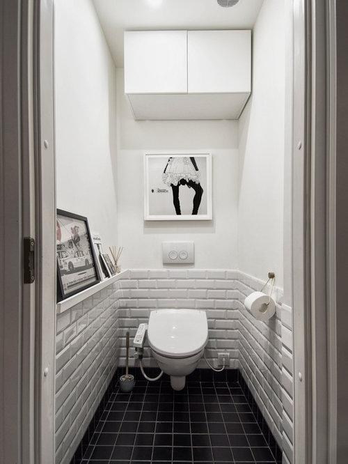 Photos Et Id 233 Es D 233 Co De Wc Et Toilettes Avec Un Carrelage