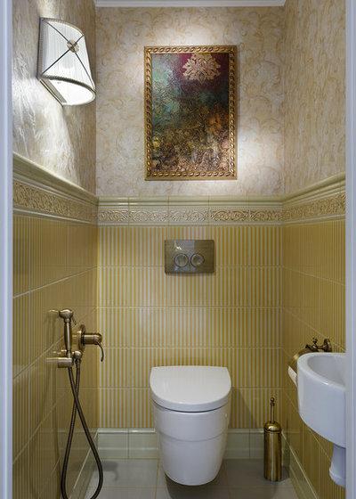 Классический Туалет by Студия дизайна Ольги Подольской