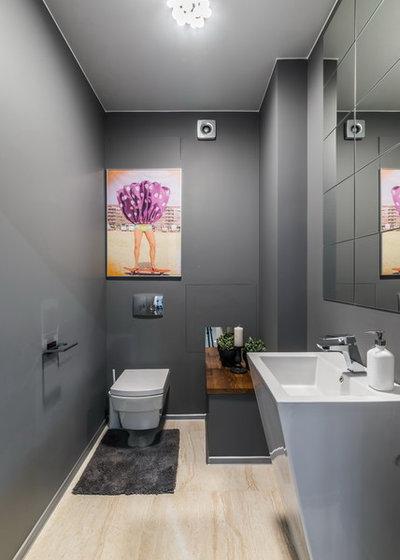 Современный Туалет by Арина Волкова