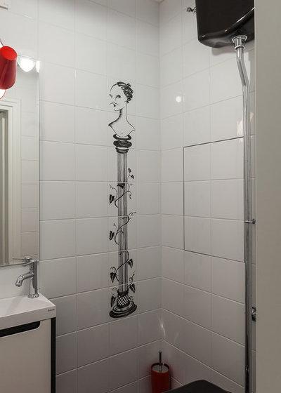 Современный Туалет by Ольга Сивак
