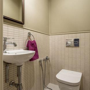 Photos Et Idées Déco De Wc Et Toilettes Avec Un Lavabo