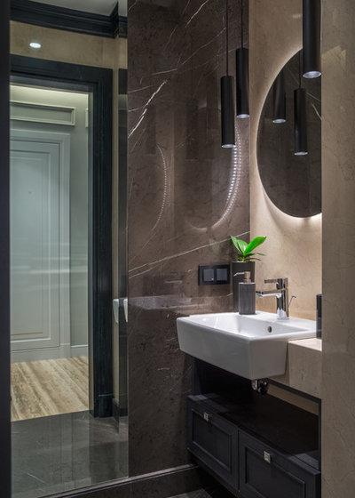 Современный Туалет by Artechnology