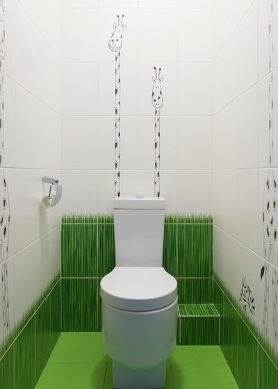 Contemporain Toilettes by Дарья Лукина