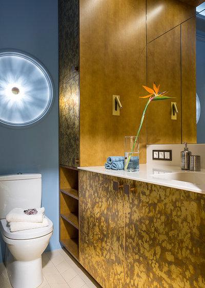 Фьюжн Туалет by Make Interiors