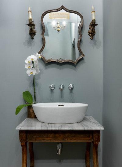 Неоклассика Туалет by BHD-Studio
