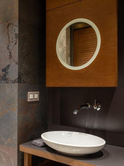 Современный Туалет by Гайсин и Ко