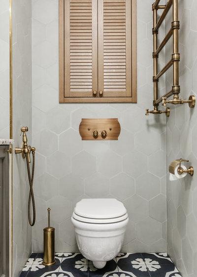 Classique Chic Toilettes by Студия Enjoy Home