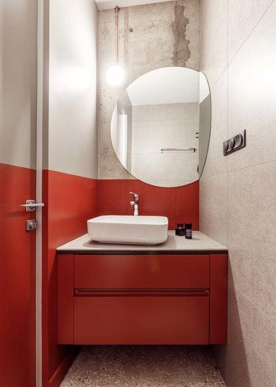 Современный Туалет by Надежда Полякова
