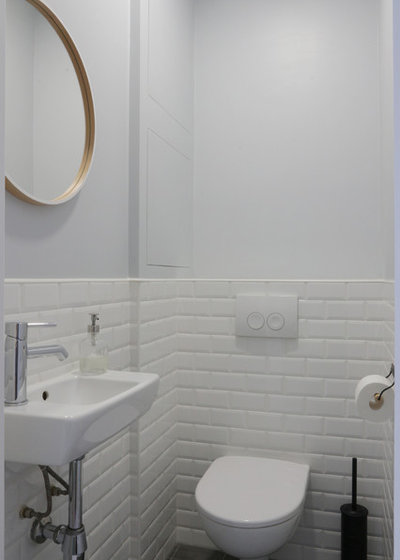 Contemporary Cloakroom by Студия SPACE FOR LIFE