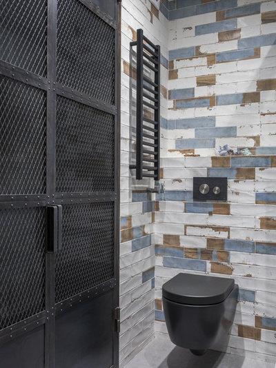 Лофт Туалет by Фрунзе Елена