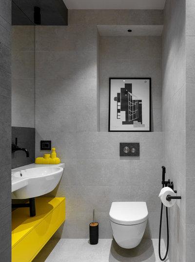Современный Туалет by Светлана Поваринцева