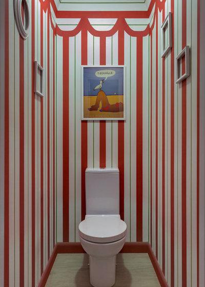 Современный Туалет by Valery Design