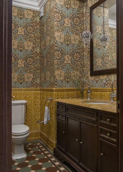 Викторианский Туалет by Pugachevich Studio