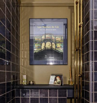 Современная классика Туалет by Ольга Шангина | Photography