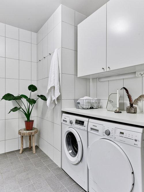 Fotos de lavaderos dise os de armarios lavadero n rdicos for Diseno lavadero