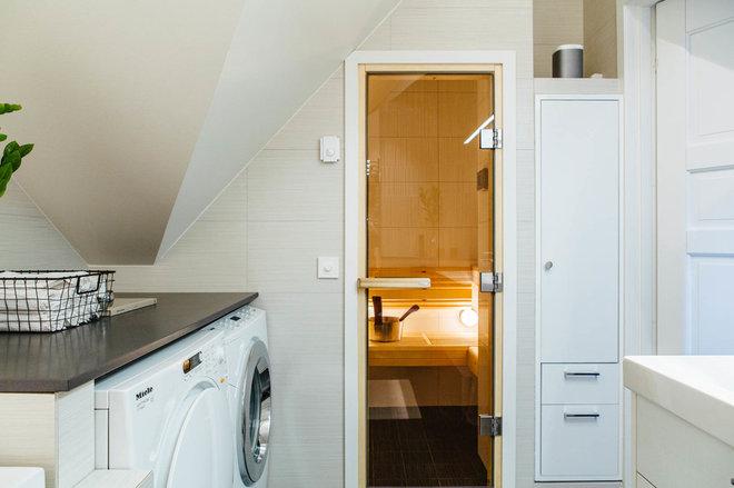 Modern Tvättstuga by Nooks