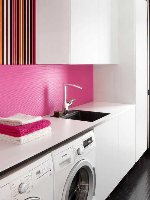 Modern Laundry Room Design Ideas, Remodels & Photos
