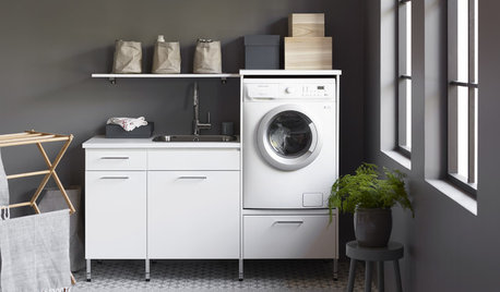 10 Tidy Tips for Little Laundries That Can