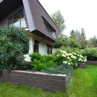 На фото: участки и сады в современном стиле