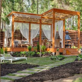 Новый формат декора квартиры: сад в современном стиле