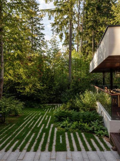 Современный Сад by Oleg Klodt Architecture & Design
