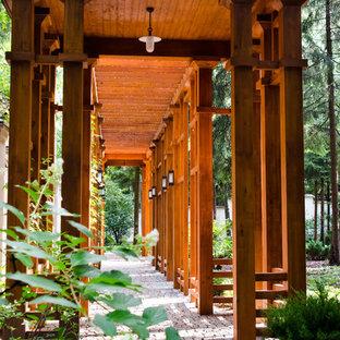 Удачное сочетание для дизайна помещения: участок и сад в восточном стиле - самое интересное для вас
