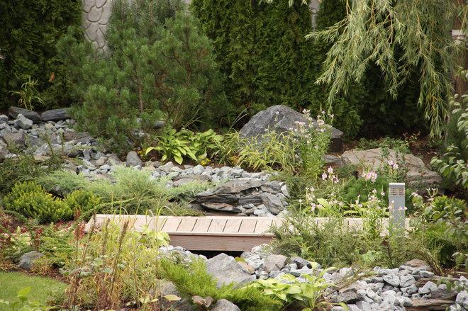 Современный Сад by Екатерина Болотова | «Арт-проект Клюква»