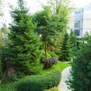 Новые идеи обустройства дома: летний участок и сад в классическом стиле