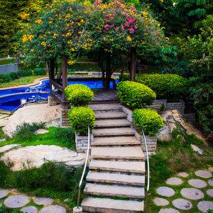 Jardin méditerranéen Moscou : Photos et idées déco de jardins