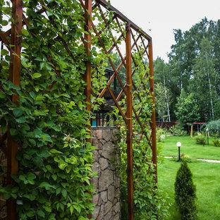 Неиссякаемый источник вдохновения для домашнего уюта: летний участок и сад в современном стиле