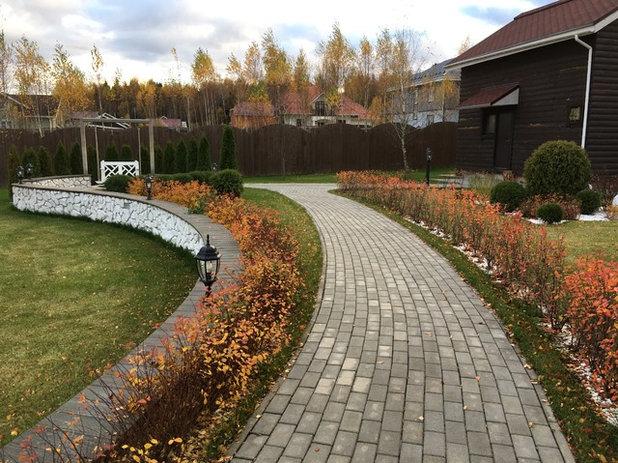 Современный Сад by ПАРК I Ландшафтный дизайн