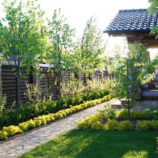 Idéer för stora funkis trädgårdar på sommaren