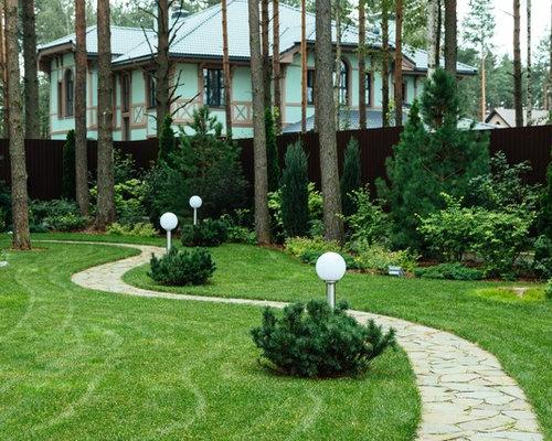 decoration allee de jardin cool decoration jardin avec gravier on d interieur moderne parterre. Black Bedroom Furniture Sets. Home Design Ideas