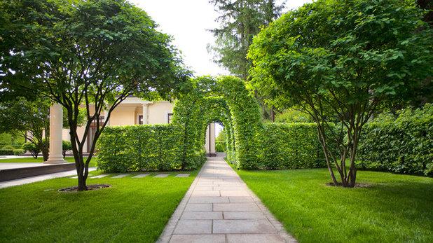 Классический Сад by IL NATURE ландшафтный дизайн