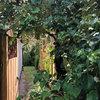 До и после: Летний душ и калитка в сад