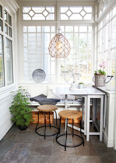 Scandinavian Sunroom by By Rydéns