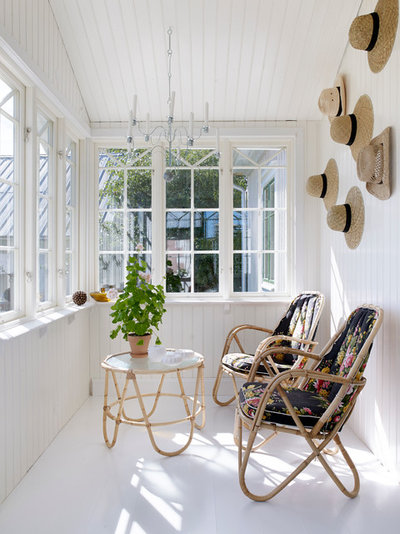 Country Sunroom by ChrispDesign