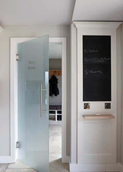 Contemporary Laundry Room by Mowlem & Co