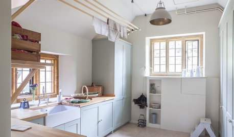 Houzz Tour: An Arts and Crafts House Gets a Sympathetic Makeover