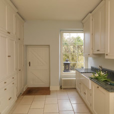 Traditional Laundry Room by Tim Wood Limited