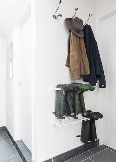 Beach Style Laundry Room by Wickenden Hutley
