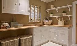 Bloor Homes utility room